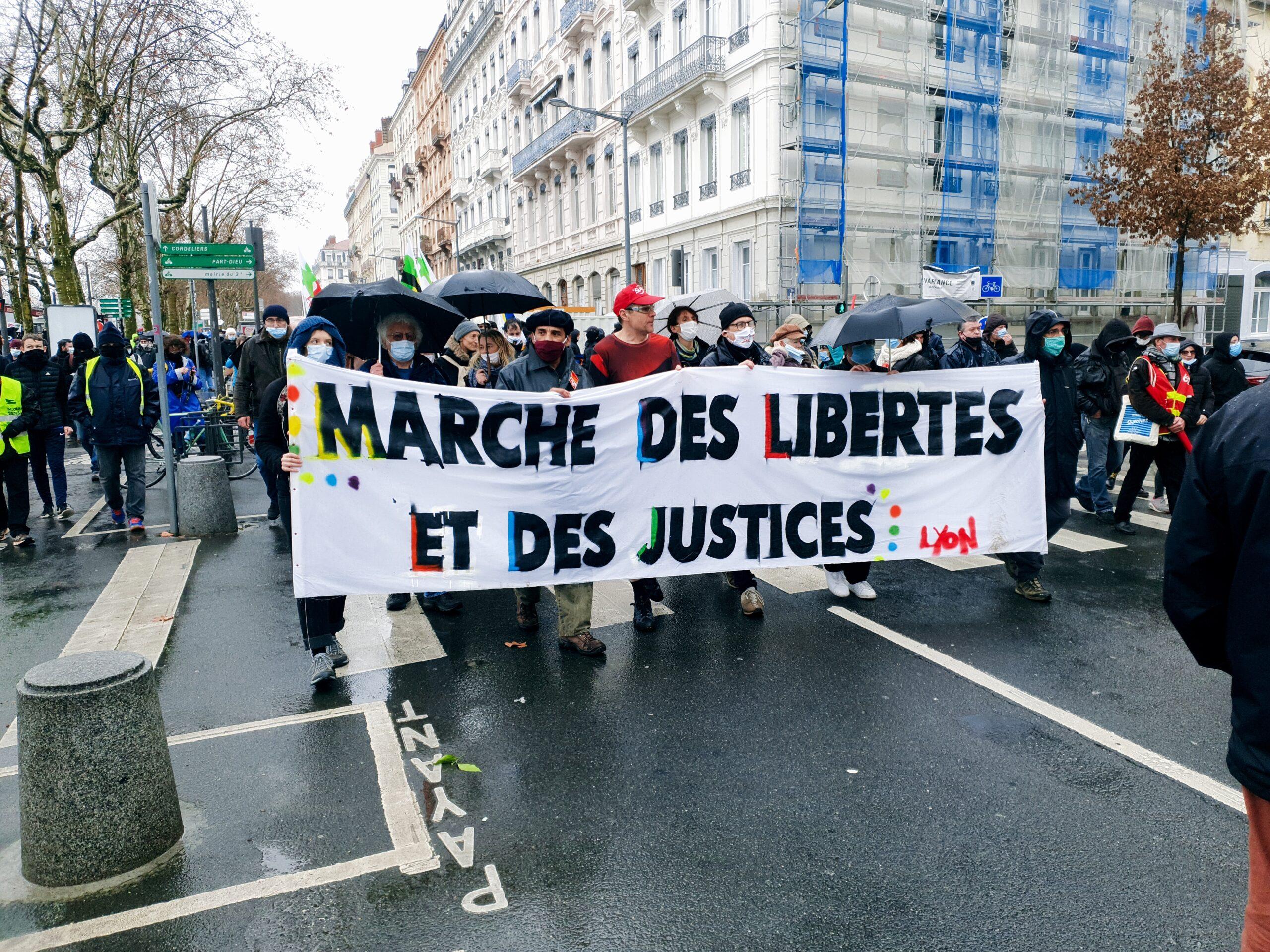 Marche des libertés