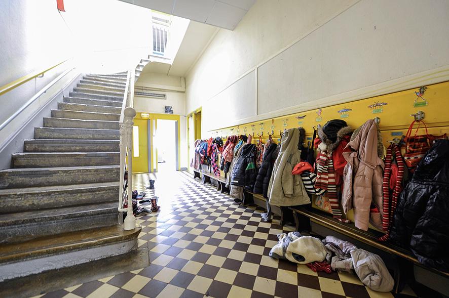 Une école lyonnaise ©PLUQUETPierreAntoine