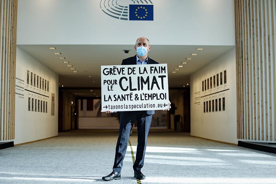 Pierre Larrouturou © AFP