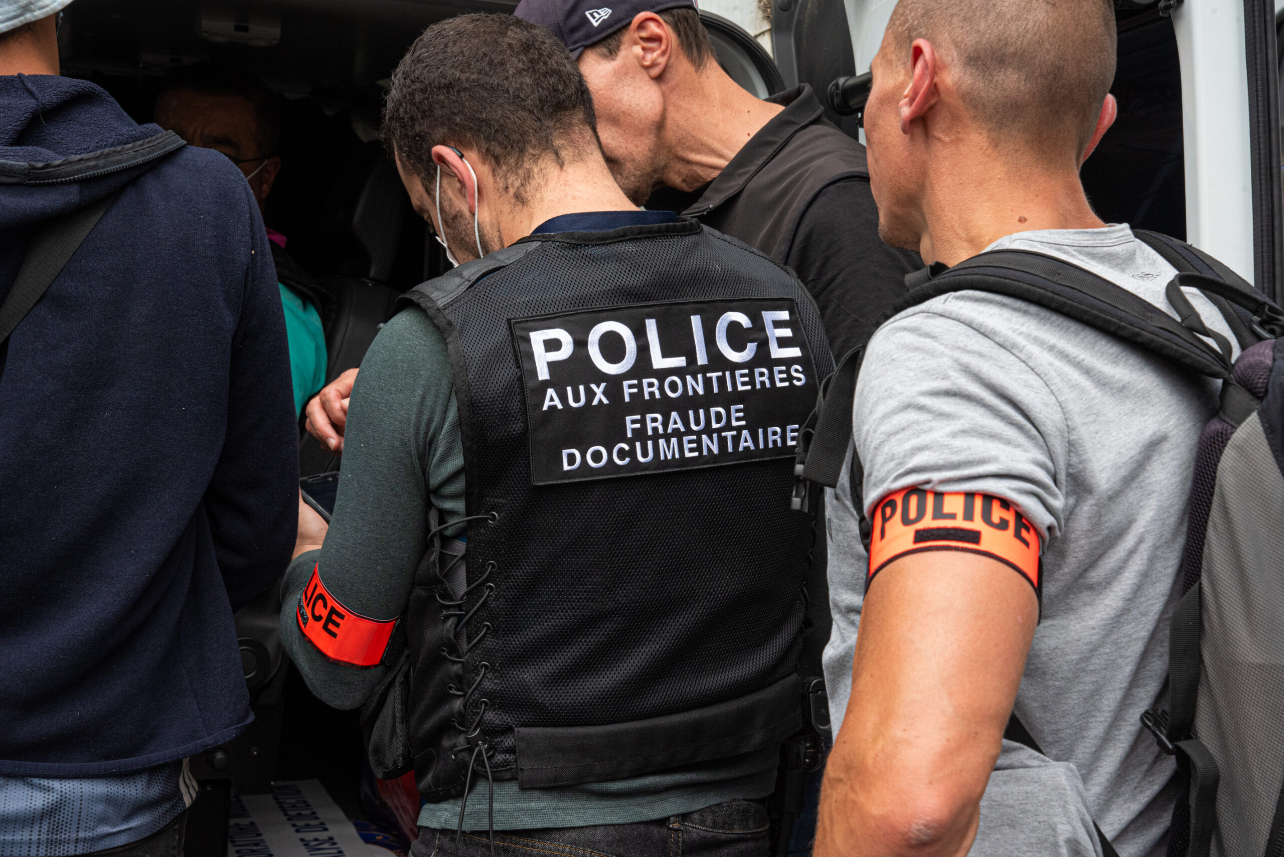 Gabriel Péri Guillotière police
