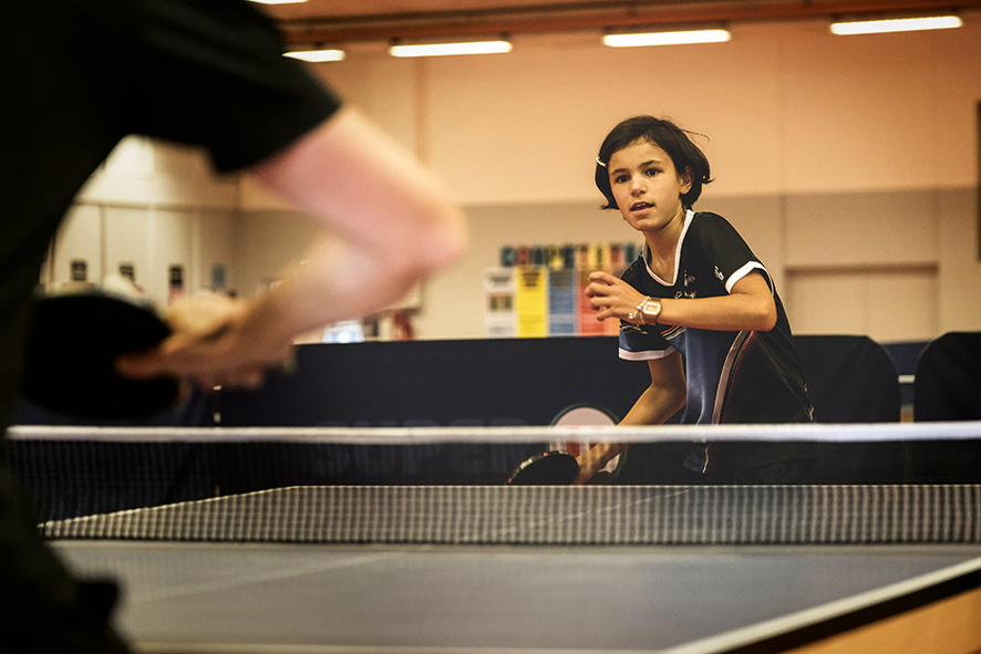 Gerland, the breeding floor for French ping-pong  
