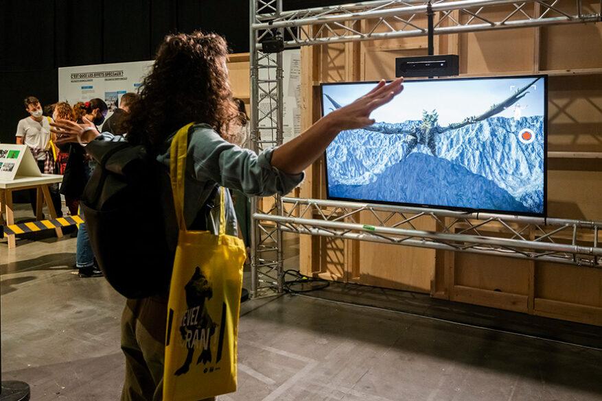 Expo à Villeurbanne : la fabrication des effets spéciaux dévoilée au Pôle Pixel |