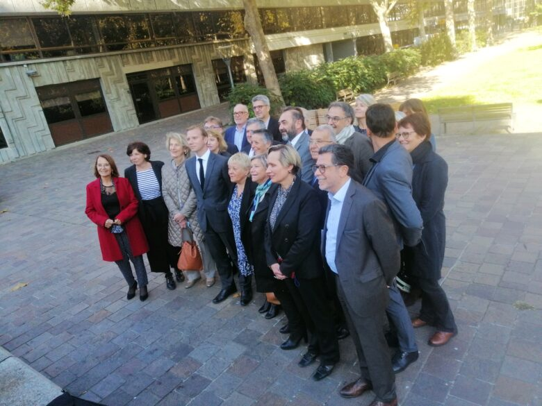 Métropole de Lyon : l'opposition s'unit pour dénoncer la gouvernance de Bruno Bernard